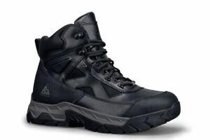 Ace-Shoes-for-Crews-Men-039-s-Glacier-Steel-Toe-Slip-Resistant-Leather-Work-Boots