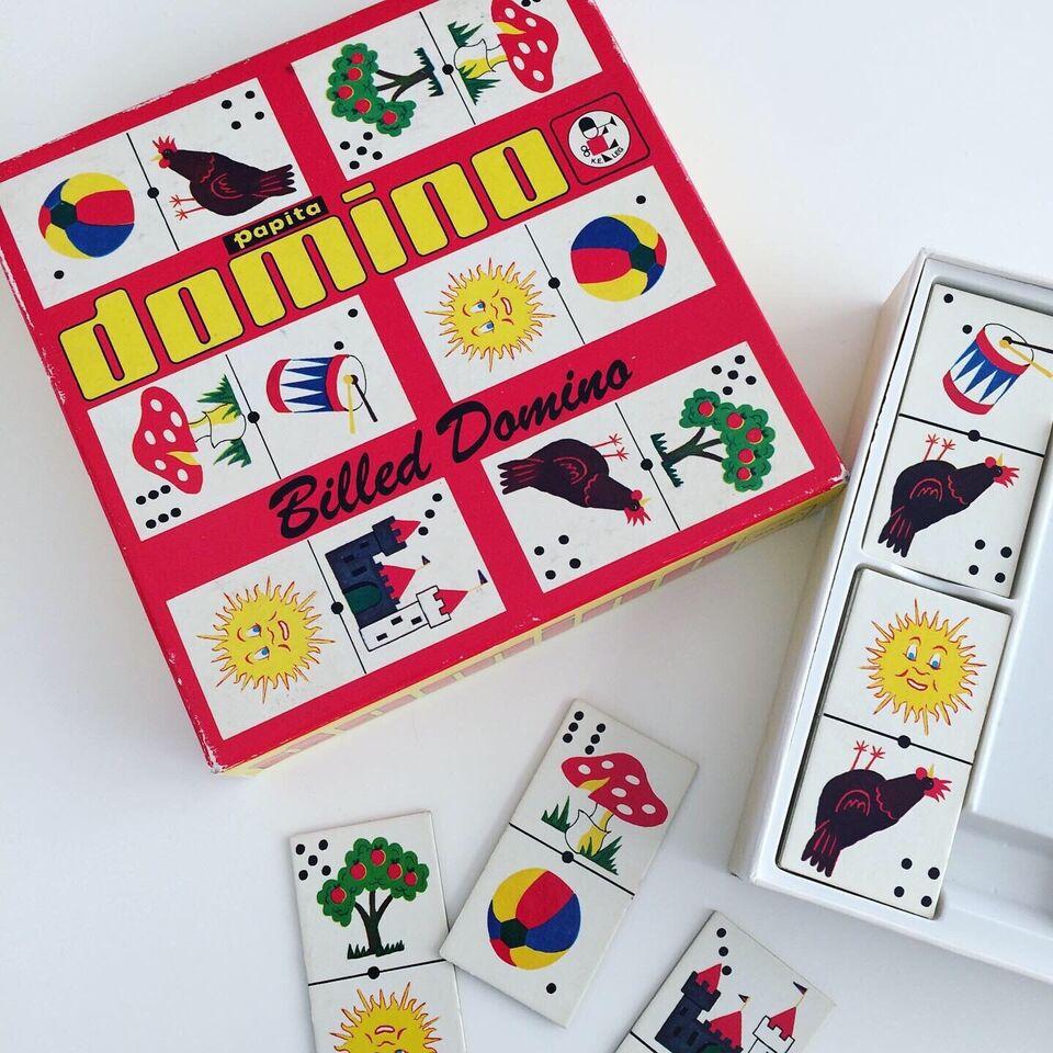Børnespil, Retro, andet spil