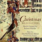 Christmas Meditations 0658592110029 by Magdala CD