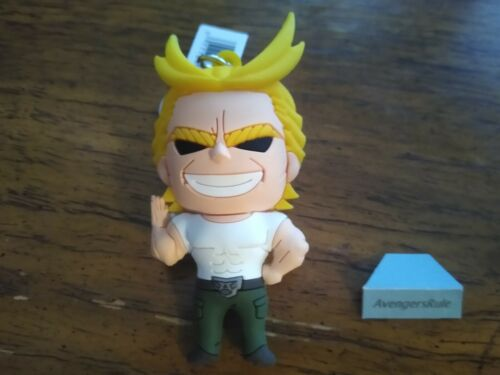 My Hero Academia Figural Keyring Series 3 3 Inch All Might