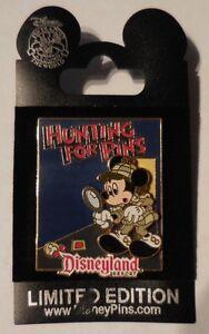 Disney-DLR-Pin-Tauschen-Naechte-Sammlung-2008-Jagd-fuer-Pins-Mickey-LE500