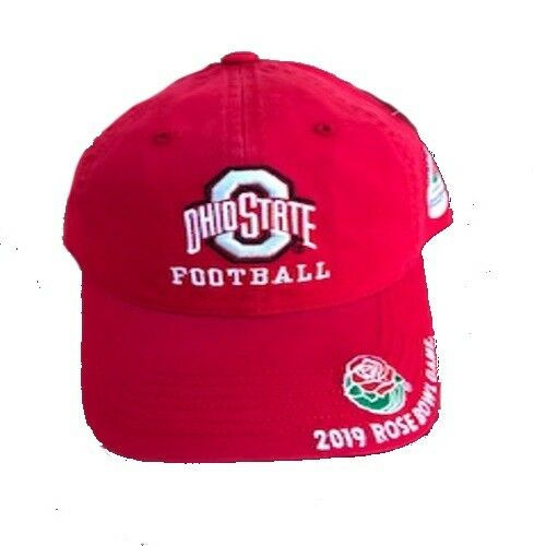 14ad7a1bc1e 2019 Rose Bowl Ohio State Buckeyes Football Line SS NCAA Authentic ...