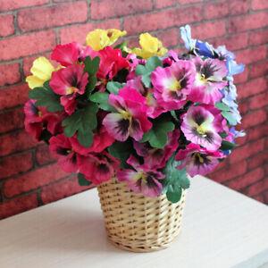 Am-1Pc-Artificial-Flower-Pansy-Garden-DIY-Stage-Party-Home-Wedding-Craft-Decora
