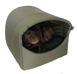 Omega-Hooded-Cave-Covered-Dog-Bed-EXTRA-LARGE-for-Large-Dogs-22-034-tall