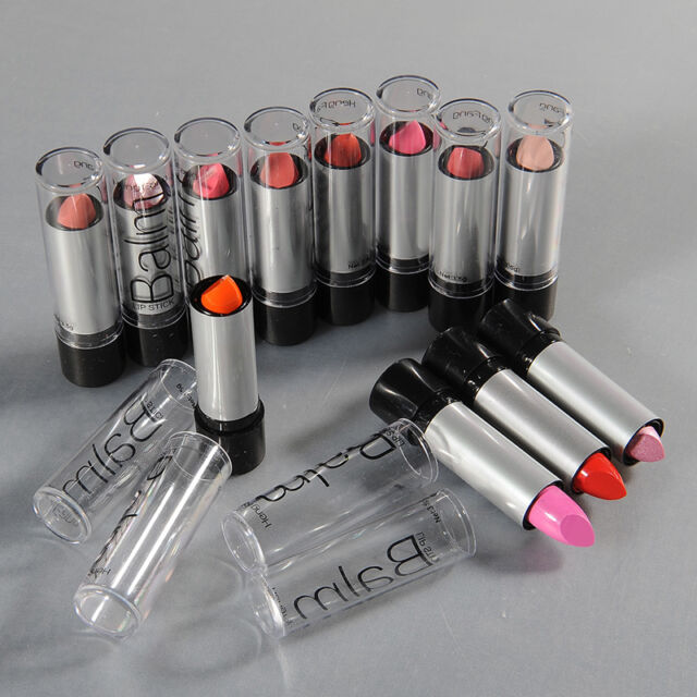 12pcs/lot Nude Makeup Lasting Bright Satin Lipsticks Lip Gloss set Makeup