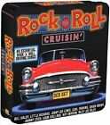 Rock 'n' Roll Cruisin': 60 Essential Rock 'n' Roll Driving Songs [Box] by Various Artists (CD, May-2011, 3 Discs, Metro Tins)