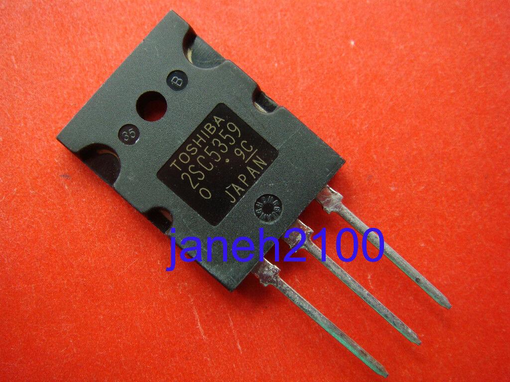 10pcs TOSHIBA 2SC5359 C5359 Audio Transistor Hi-Fi NEW [A95]