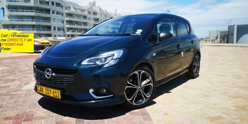 2015 Opel Corsa 1.4T Sport, Green with 83827km available now!