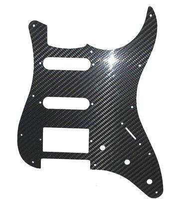 Fender Squier Stratocaster Protective Vinyl Sticker Guitar Pick Guard CARBON