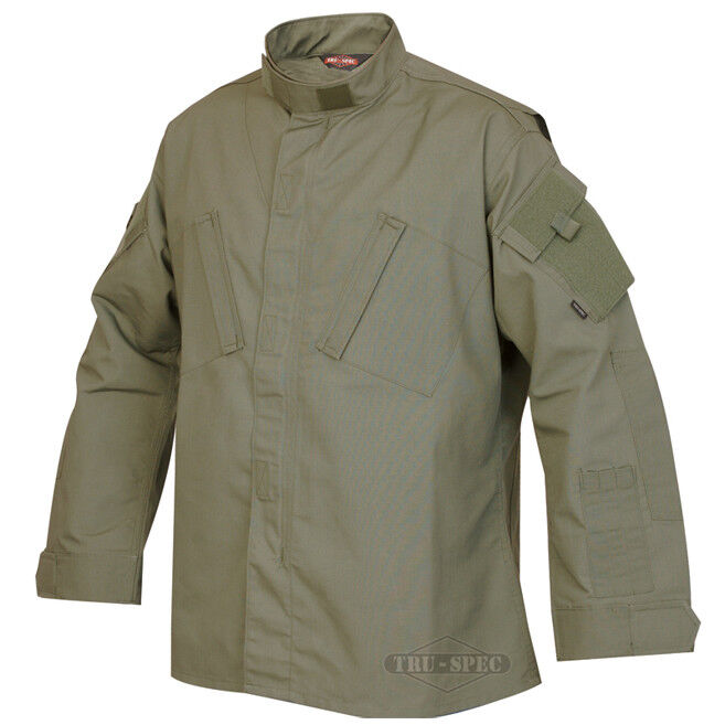 Tru-Spec Olive TRU Shirt 65 35 P C RS