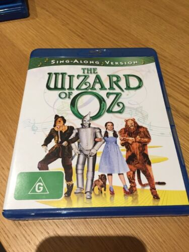 1 of 1 - The Wizard Of Oz (Blu-ray, 2013)