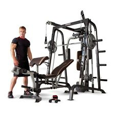 Home Gym Machines Gyms Weight Body Building Cable Fitness Equipment Workout Work