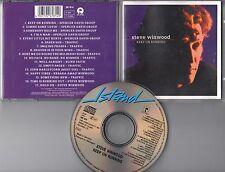 Steve Winwood  CD  KEEP ON RUNNING (c) 1991  SPENCER DAVIS GROUP / TRAFFIC