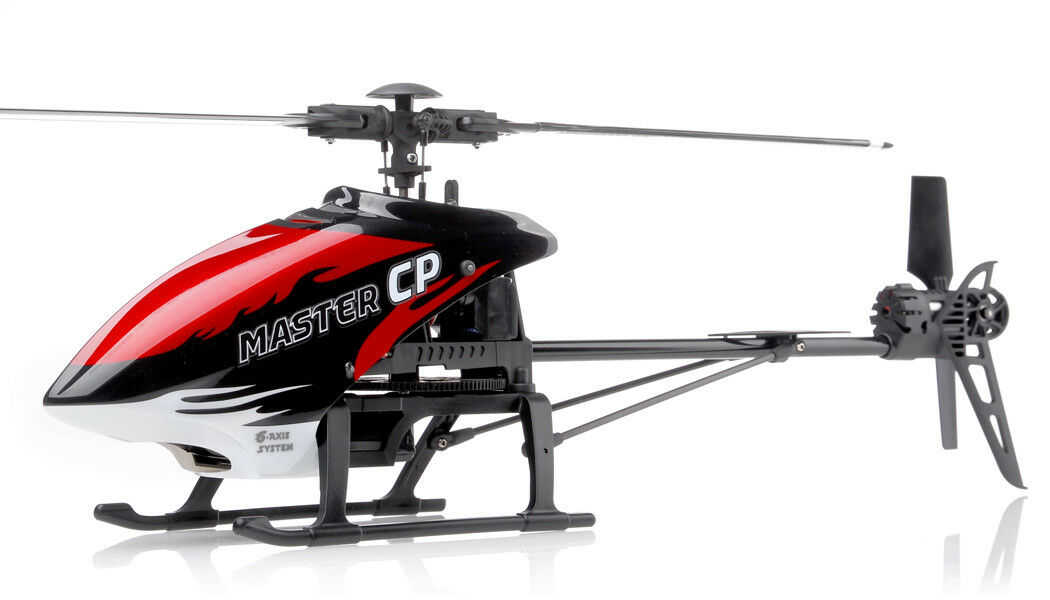 Elicottero Walkera Master CP Flybarless 6 Canali RC Helicopter  BNF RTF