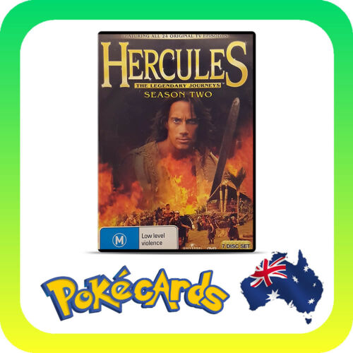 1 of 1 - Hercules - The Legendary Journeys : Season 2 (DVD, 2010, 7-Disc Set)