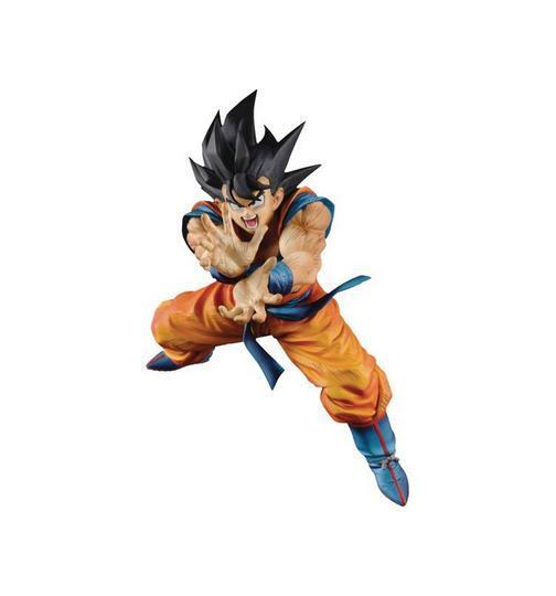 DRAGON BALL - Son Goku Kamehameha - Figure Banpresto