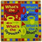 Puzzle Fun: Four Books in One! by Roberta Butler (Hardback, 2007)
