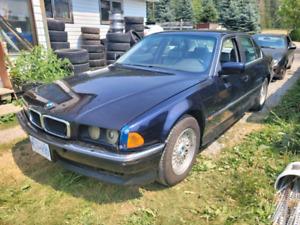 1996 BMW Série 7 740i