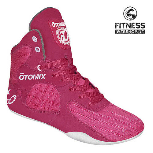 Otomix STINgrau ESCAPE Rosa Rosa Fitness MMA Kampfsport Kampfsport MMA Box Damen Schuh Turnschuhe d6b336