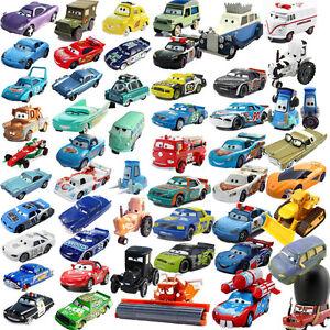 Metal Cars Toy Disney pixar Diecast Cars 1 2 Christmas children gifts