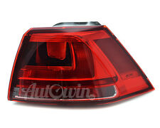 Volkswagen Golf GTI 2015- Rear light in the side panel Right side USA Model OEM
