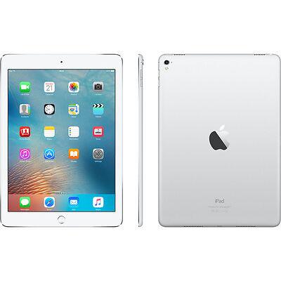 Apple iPad Pro 9.7 32GB 12MP 5MP WiFi & Cellular 4G LTE Silver