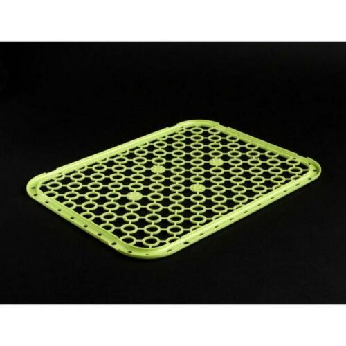 Japanese Plastic Sink Mat Lime Color S-3973