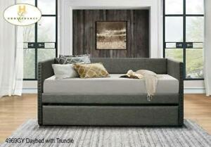 Grey Daybed With Trundle (MZ52) Mississauga / Peel Region Toronto (GTA) Preview