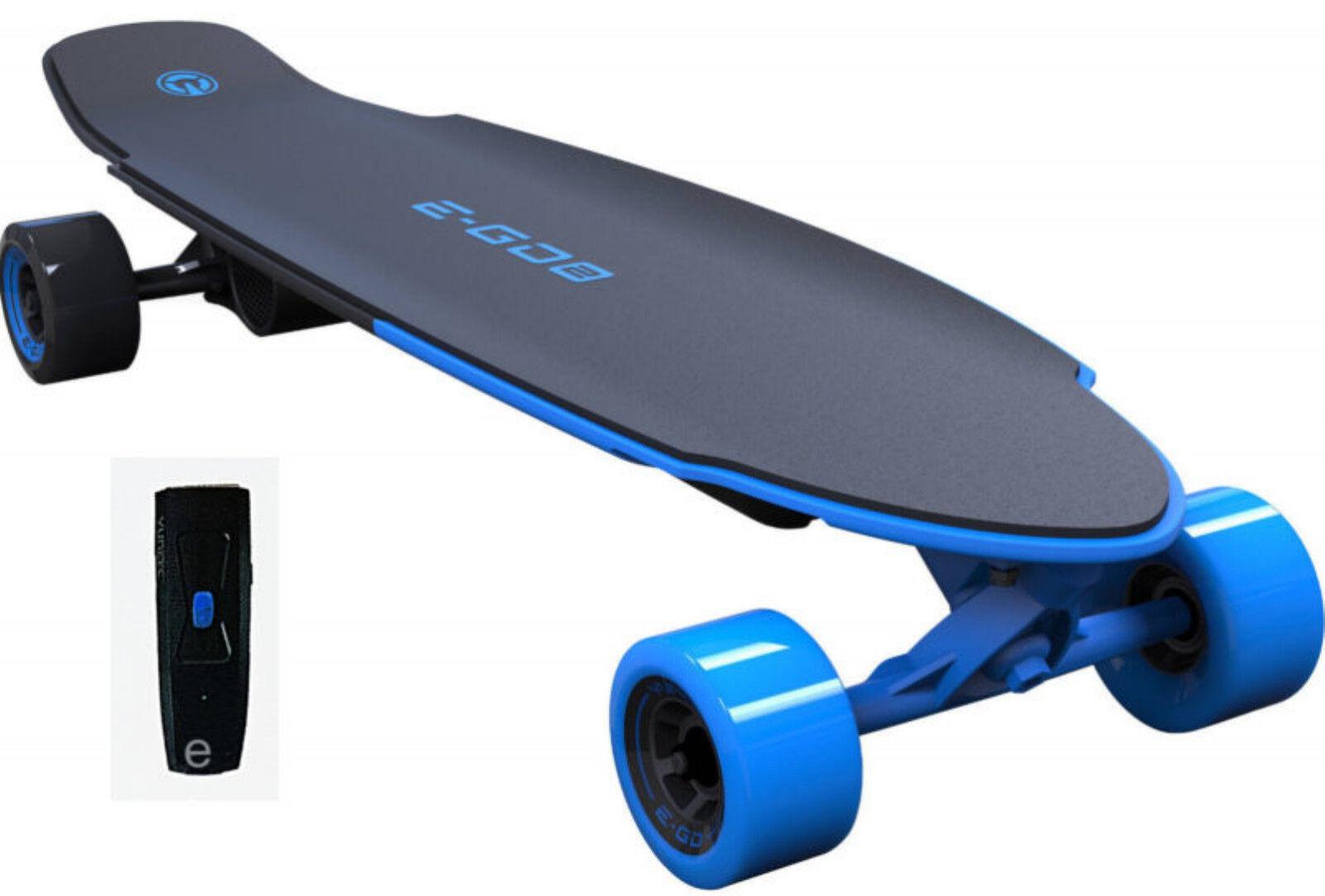 Yuneec Yuneec Yuneec E-GO 2 Elektro Skateboard Long Board Royal Wave blau    EGO2CRUS001 17c8bc