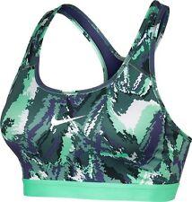 BNWT Women's Nike Pro Classic Padded Bra Top Medium Support Sz XL 836420 508