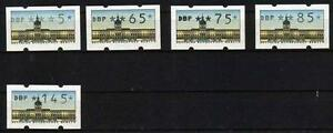 Festsetzung Der Preise Nach ProduktqualitäT vs2 - Postfrisch Berlin 1987 Atm ** kn16_369