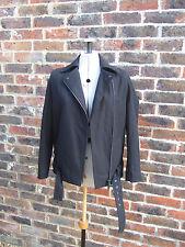 All Saints Biker Jacket/Coat Label Sz 8 But would fit Sz 10 BNWT RRP£298