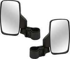"""Polaris Ranger RZR 1⅝""""-2"""" Roll Bar UTV Break-Away Left & Right Side Mirror Set"""