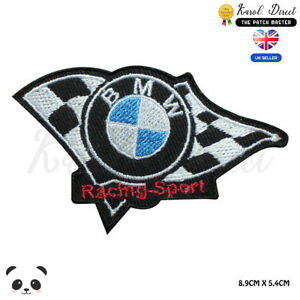Car-Brand-Racing-Sport-Embroidered-Iron-On-Sew-On-Patch-Badge-For-Clothes-etc
