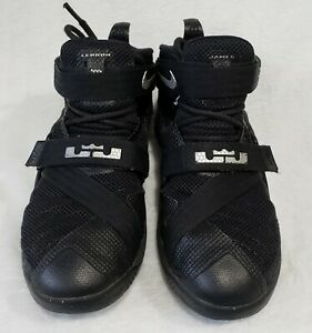 Nike Lebron James Soldier 9 Black Mid