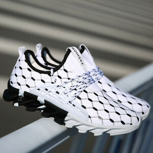 Men-039-s-Running-Sneakers-Sports-Casual-Trainers-Athletic-Outdoor-Tennis-Shoes-Gym