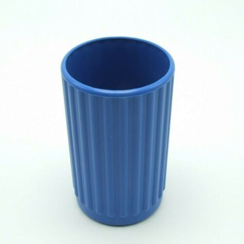 Yahtzee Shaker Cup Replacement Game Part Piece Plastic Blue 1998