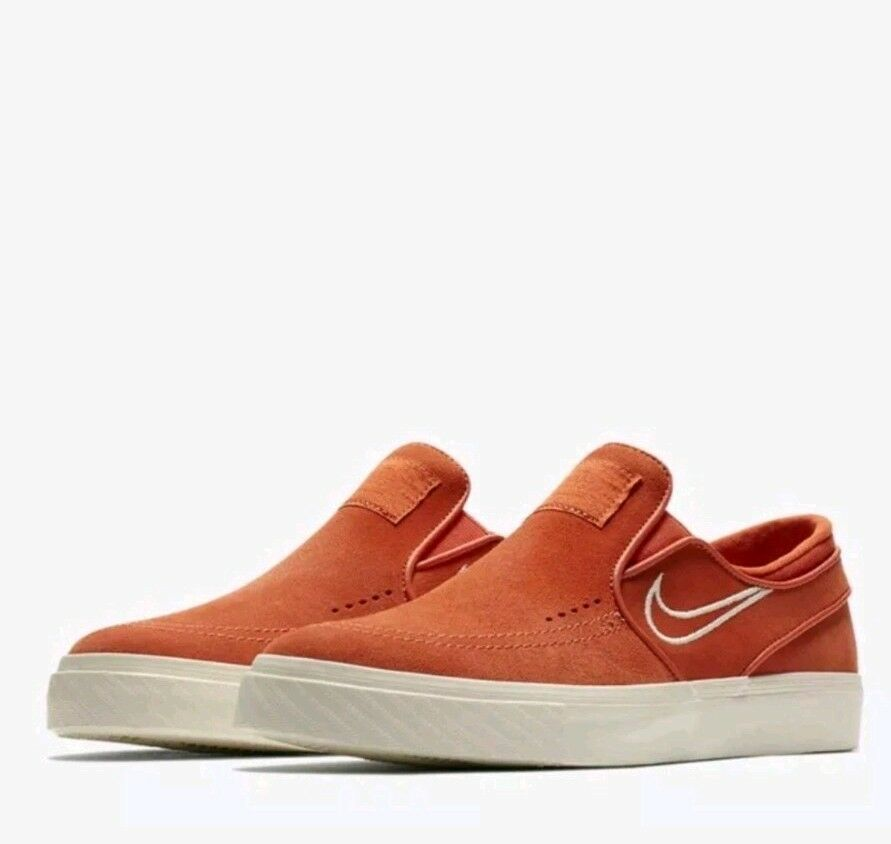 Nike Men's Zoom Stefan Janoski Slip-On Athletic Snickers Sizes    9; 9.5; 11.5; 13 fd7d5e
