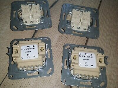 Jung 532-4u Multi-Switch