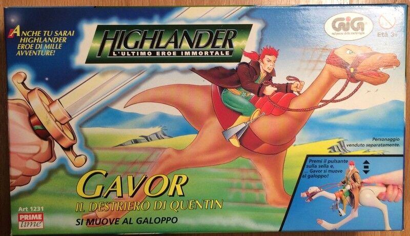 Prime - time - spielzeug kann der animierten serie gavor 1996 misb quintens