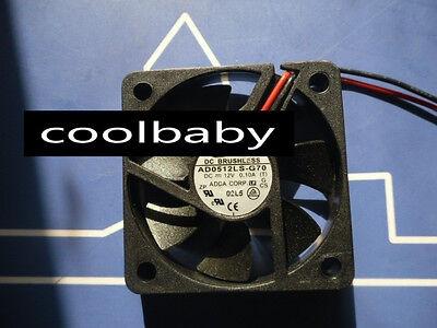 ADDA  AD0512LS-G70 fan 50*50*10mm 2pin 12V 0.10A