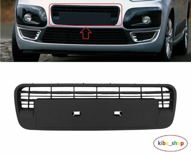 New High Quality Front Bumper Grille Frame Surround Chrome Citroen C3 2013