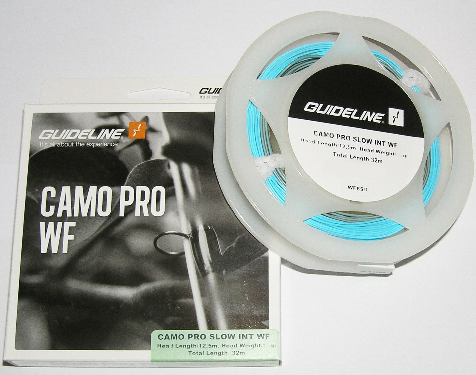 Guideline Camo Pro WF-9-SI - Slow intermediate - NEU