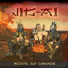 Jig Ai - rising sun carnage (Digi CD), Neu, rompeprop spasm gutalax haemorrhage