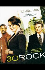 30 Rock 11x17 TV Poster (2006)