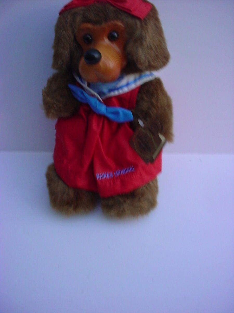 Robert Raikes Firmato Jessica 1993 Girl Cucciolo Nuovo in Scatola
