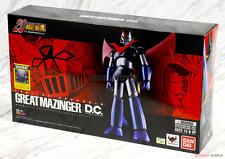 GX-73 Great Mazinger Grande Mazinga D.C.Bandai Tamashii Soul of Chogokin + Bonus