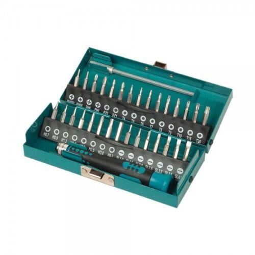 Bit Box MICRO 32-teilig PH//PZ//T//HEX//SL