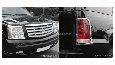 """7/"""" ANTENNA MAST Black Stainless for Cadillac Escalade 2002-2006 NEW"""