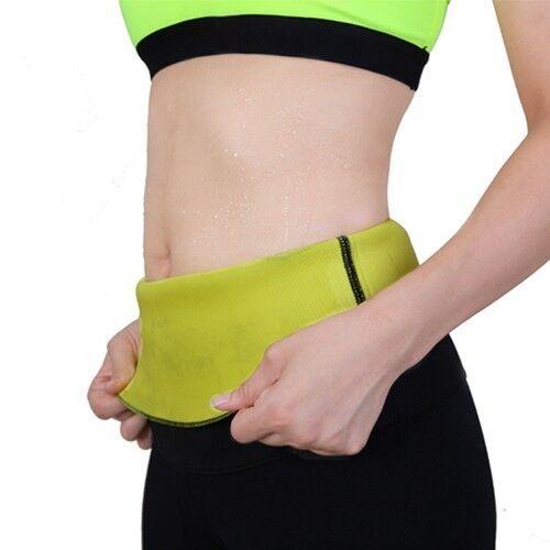 Neotex Belt Waist Trainer Thermal Slimming Belt Lose Weight AUS POST 3XL